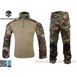 Emerson uniforme BDU woodland gen2