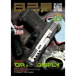 APS Dragonfly Dual Power Pistol co2 Dragonfly-T