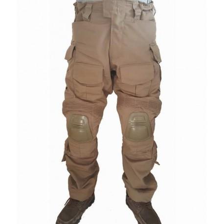 Pantalon tactico DELUXE TAN XL