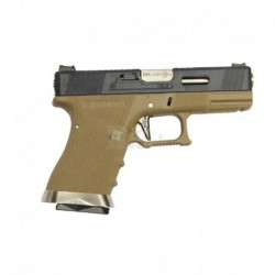 WE GLOCK 19 T2 GBB TAN
