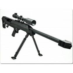 BARRETT M82A-01 SNOW WOLF