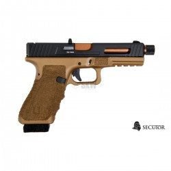 SECUTOR GLADIUS 17 BRONZE CO2