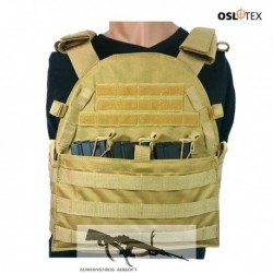 OSLOTEX Plate Carrier OSL99 Coyote
