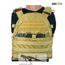 OSLOTEX Plate Carrier OSL99 Coyote