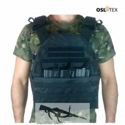 OSLOTEX Plate Carrier OSL99 BK