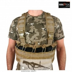 OSLOTEX Chest Rig de Asalto Rápido Coyote