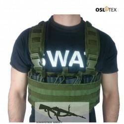 OSLOTEX Chest Rig de Asalto Rápido OD