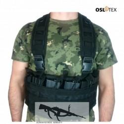 OSLOTEX Chest Rig de Asalto Rápido BK