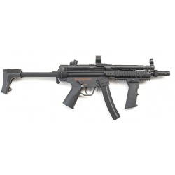 CYMA RIS PARA MP5 FULL METAL NAVY