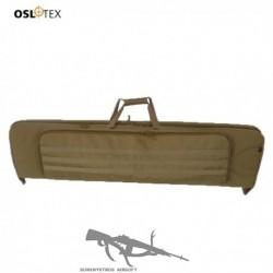 OSLOTEX Funda Transporte 105 cm Con Molle Coyote