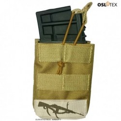 OSLOTEX Portacargador Simple M4/G36 Coyote