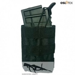 OSLOTEX Portacargador Simple M4/G36 BK