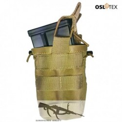OSLOTEX Portacargador Simple-Doble G36 Coyote