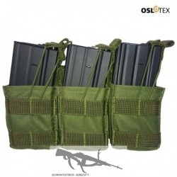OSLOTEX Pouch Portacargador Sixpack M4 OD