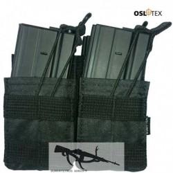OSLOTEX Pouch Portacargador Fourpack M4 BK