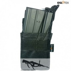 OSLOTEX Pouch Portacargador Two Pack M4 BK