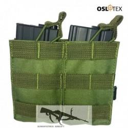 OSLOTEX Pouch Portacargador Doble M4 OD