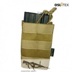 OSLOTEX Pouch Portacargador Simple M4 Coyote
