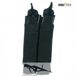 OSLOTEX Portacargador Doble MP5/MP7/MP9 BK