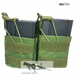 OSLOTEX Pouch Portacargador Fourpack M14O SR25 OD