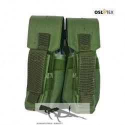 OSLOTEX Portacargador Doble AK47 Kanguro OD