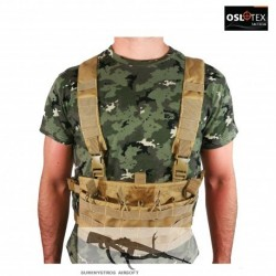 OSLOTEX Chest Rig BAS Coyote 1000D