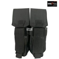 OSLOTEX Portacargador Doble AK47 Kanguro BK