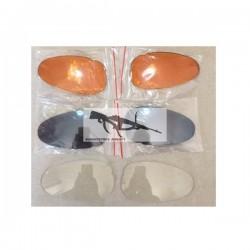 LENTES Mascara Obsidian B noroto con VENTILADOR 3 JUEGOS