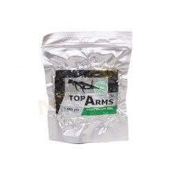 TOPARMS BBS 0.36G 1000PCS BLANCO