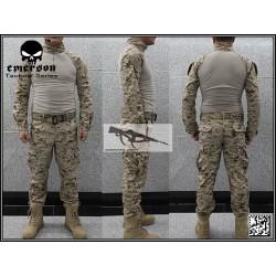 uniforme emerson aor1 gen2 desert