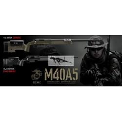 TOKYO MARUI M40A5 Bolt Action Sniper Rifle OD