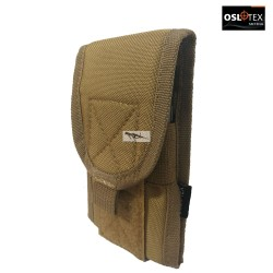 OSLOTEX Pouch Porta Movil Coyote 1000D