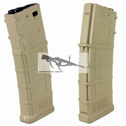 Cargador D-DAY M4 DMAG VARIABLE-CAP 135-30rds TAN