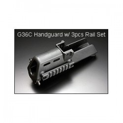 SRC GUARDAMANOS G36C