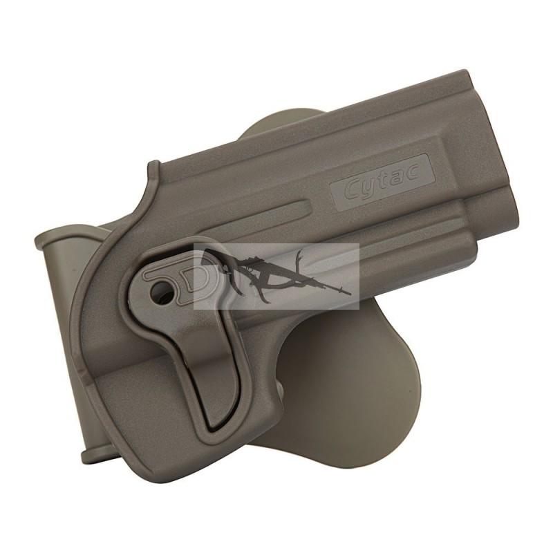 funda rigida pistola airsoft beretta 92