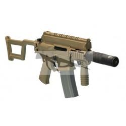 ARES M4-CCR-S (TIERRA OSCURA) AM-005-DE