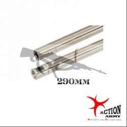 CAÑON PRECISION ACTION ARMY 6.01 290mm AEG & VSR