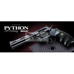 Tokyo Marui Python 357 6 inch (Black) (New Version)