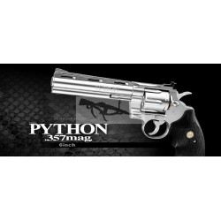 Tokyo Marui Python 357 6 inch (Stainless Silver)