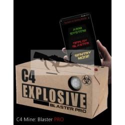 Blaster junior simulador explosivo PRO CONTROL POR MÓVIL
