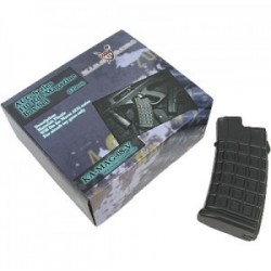 "KING ARMS CAJA 5 X CARGADOR PARA AUG 110BBs ""ABS"""