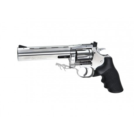 "REVOLVER DAN WESSON 6"" CO2 ASG"