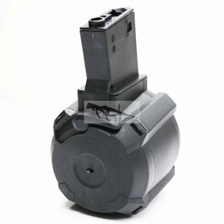 CARGADOR DRUM ELECTRICO M4 1000 RDS