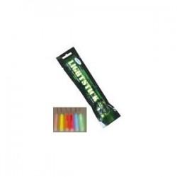 MIL-TEC LUZ QUIMICA 1.5X15cm BLANCA