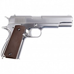 WE 1911 PLATA FULL METAL