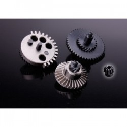 SRC HYPER TORQUE GEAR SET+CNC STEEL MOTOR GEAR