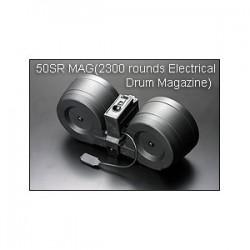 SRC CARGADOR ELECTRICO 2500BBs PARA G36